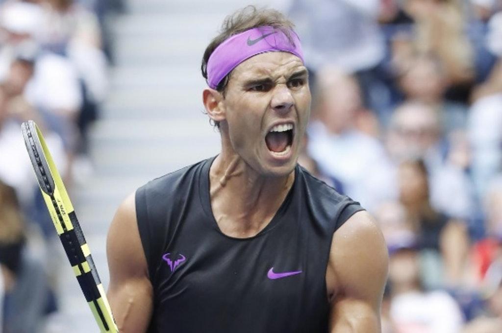 """Nadal il """"Super Uomo"""""""